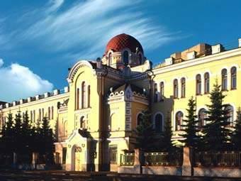 Здание Пенсионного фонда РФ. Фото с официального сайта