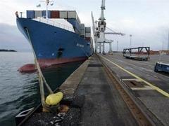 В Финляндии из-за забастовки докеров закрылись все торговые порты