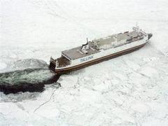 Изо льдов Балтики освободили все суда