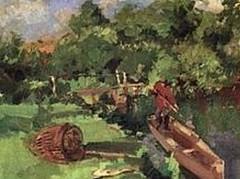 В Москве похищен пейзаж кисти Константина Коровина