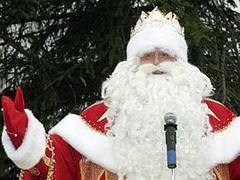 В Великом Устюге пройдет снегоходный кросс на Кубок Деда Мороза