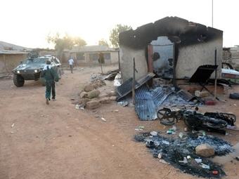 В Нигерии убиты 200 человек