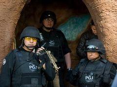 Полицейским Мехико урезали калорийность обедов