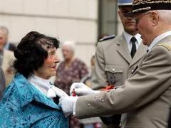 Скончалась 105-летняя героиня французского Сопротивления