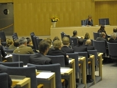 Шведский парламент признал геноцид армян