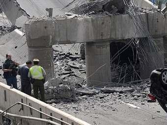 Последствия землетрясения в Чили 27 февраля. Фото ©AFP