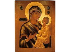 Появился новый претендент на коллекцию икон Михаила де Буара