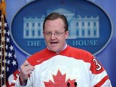Обама послал канадскому премьеру проспоренное пиво