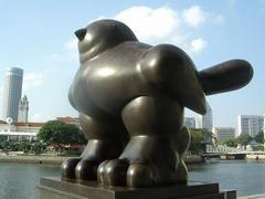Копии работ знаменитого колумбийского скульптора использовали для перевозки кокаина