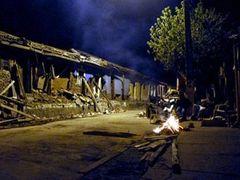 80 процентов чилийцев остались без электричества