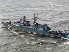 ВМФ России передал семерых пиратов властям Сомалиленда