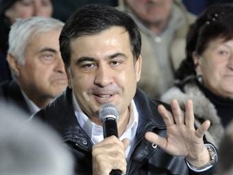 Михаил Саакашвили. Фото ©AFP