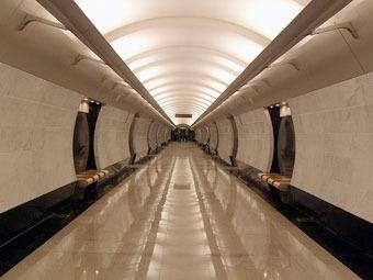 """Вестибюль станции """"Международная"""". Фото Eugeny1988"""