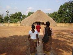В Уганде сгорело захоронение Ссекабаки