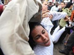 Кубинская полиция разогнала марш жен политзаключенных