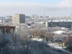 Новогодняя елка простояла на площади казахстанского города до марта