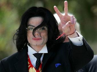 Майкл Джексон. Фото из архива ©AFP