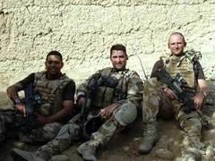 Британцы отправят на Парад Победы ветеранов Афганистана