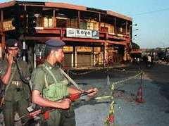 На Шри-Ланке толпа атаковала офис крупнейшей частной телекомпании