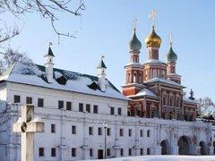 Новодевичий монастырь передан РПЦ