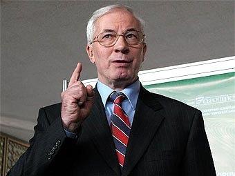 """Николай Азаров. Фото Марии Масич, """"Киевград"""""""
