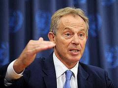 Ирландский журналист попытался арестовать Тони Блэра