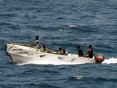 Наемники с торгового судна застрелили сомалийского пирата