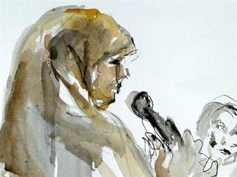 """Прокуроры потребовали восемь лет тюрьмы для """"легенды 'Аль-Каеды'"""""""