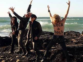 Scorpions. Фото с официального сайта группы