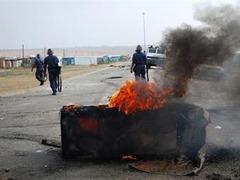 Полицейские ЮАР убили 556 человек за год