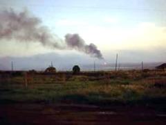 На крупнейшем в Индии складе боеприпасов произошел пожар