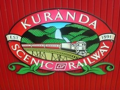 На исторической железной дороге в Австралии произошла авария