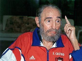 Фидель Кастро. Архивное фото ©AFP