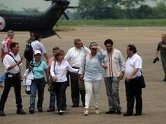Колумбийские боевики освободили захваченного военного
