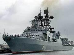 Отряд кораблей ТОФ прибыл к берегам Сомали для борьбы с пиратами