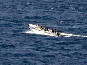 Сомалийские пираты. Фото ©AFP