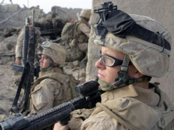 Морские пехотинцы США в шлемах LWH. Фото с сайта marines.mil