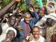 Главный соперник президента Судана снялся с выборов
