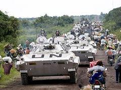 В боях с конголезскими повстанцами погибли два миротворца ООН