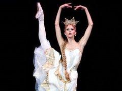 Мариинка покажет балет в 3D