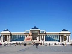 В Монголии прошла крупнейшая за два года акция протеста