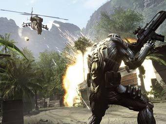 Трейлер Crysis 2 показали на Таймс-Cквер