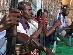 Сомалийские пираты захватили турецкое судно