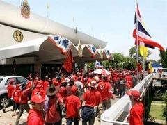 Правительство Таиланда блокировало вещание оппозиционного телеканала