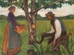 На аукцион выставили одну из самых ценных картин Мунка