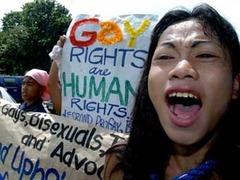 В выборах на Филиппинах поучаствует партия геев