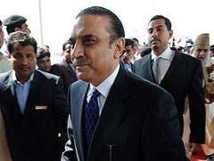 Швейцария отказалась от уголовного преследования президента Пакистана