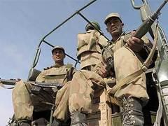 Пакистанские пограничники уничтожили более 40 боевиков