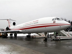 Болгария запретила полеты президентского Ту-154 после катастрофы под Смоленском