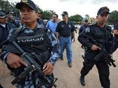 В столице Гондураса убиты 9 наркоторговцев